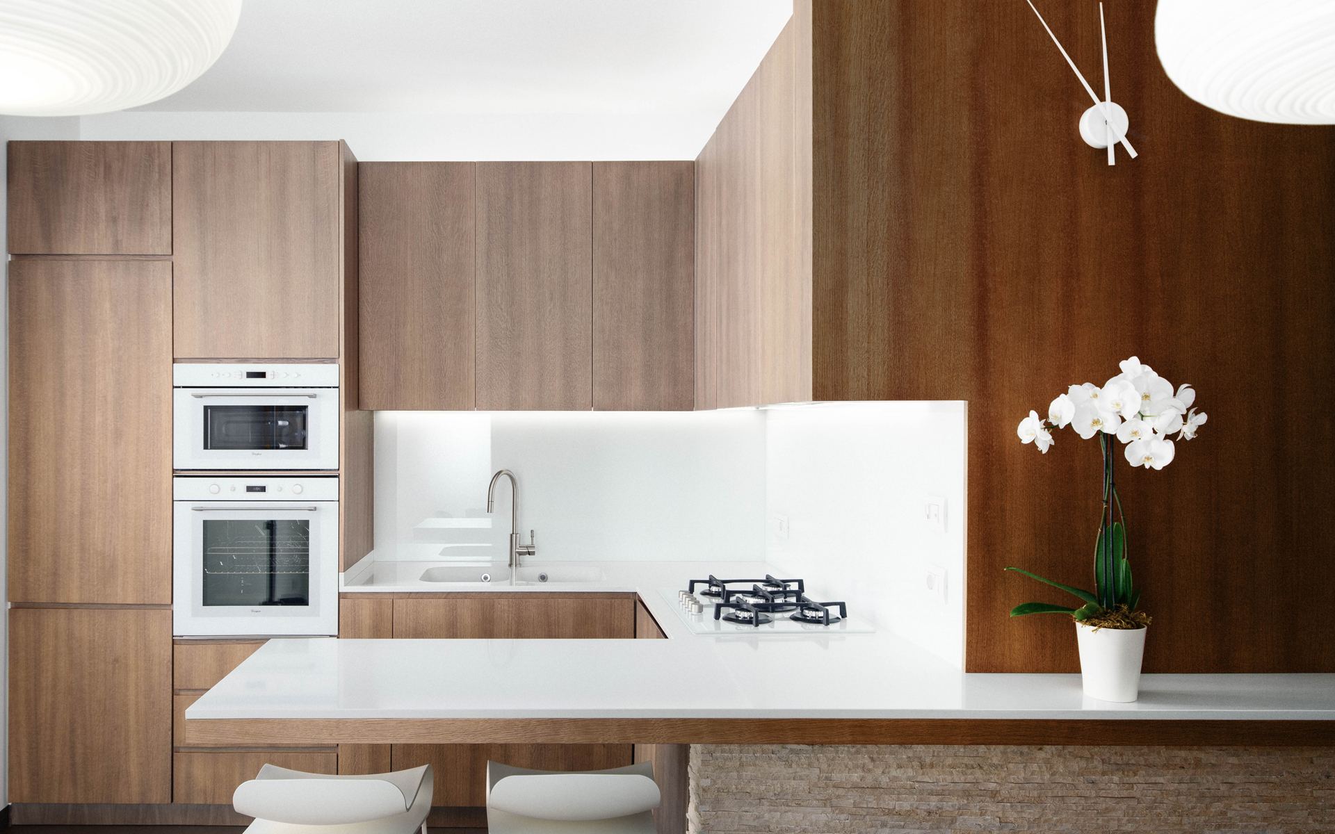 Residenza A+R. Kitchen Design