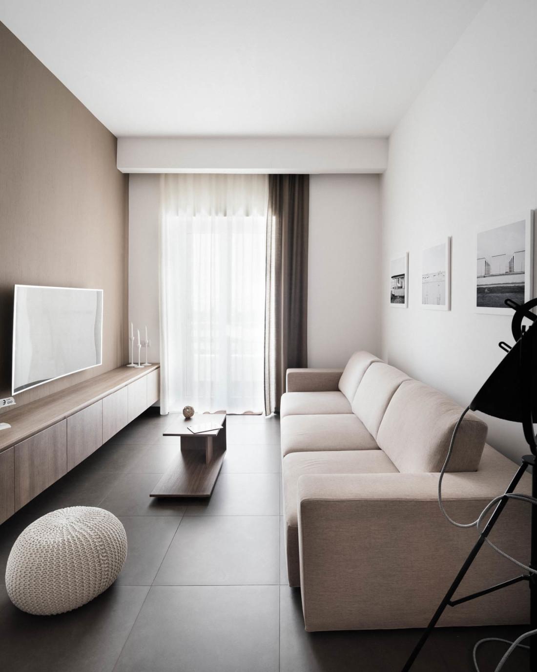 Architetto Napoli. Residenza A+R. Manuarino