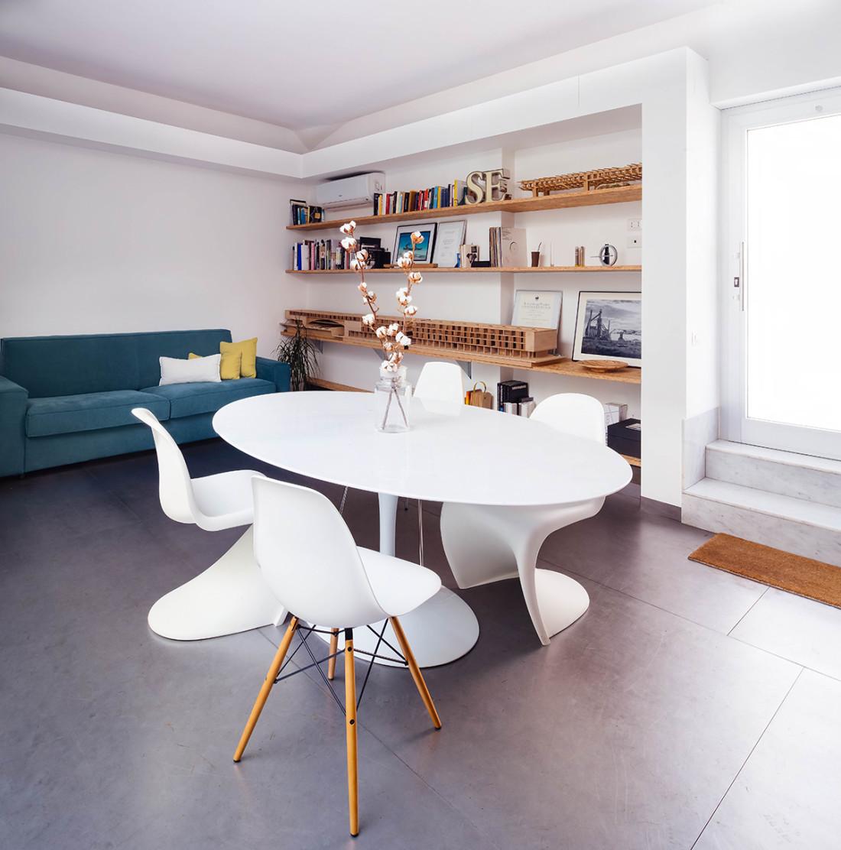 Architetto Napoli. Casa-Studio