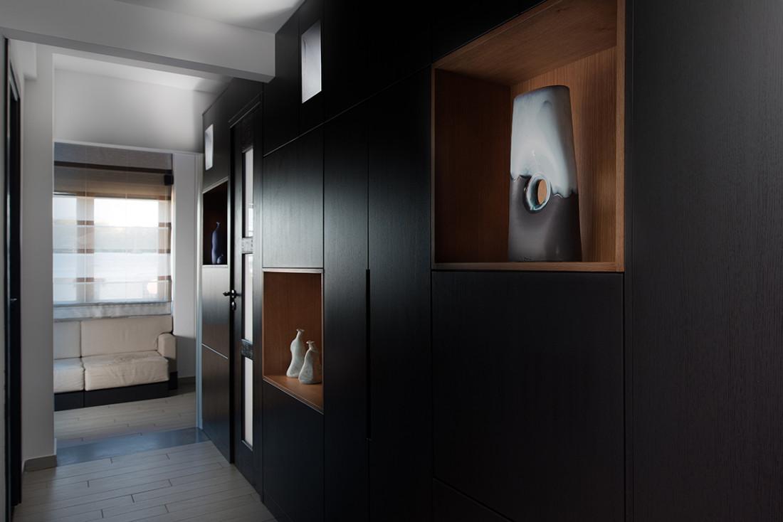 Architetto Napoli. Casa G+M. Manuarino. Interior Design
