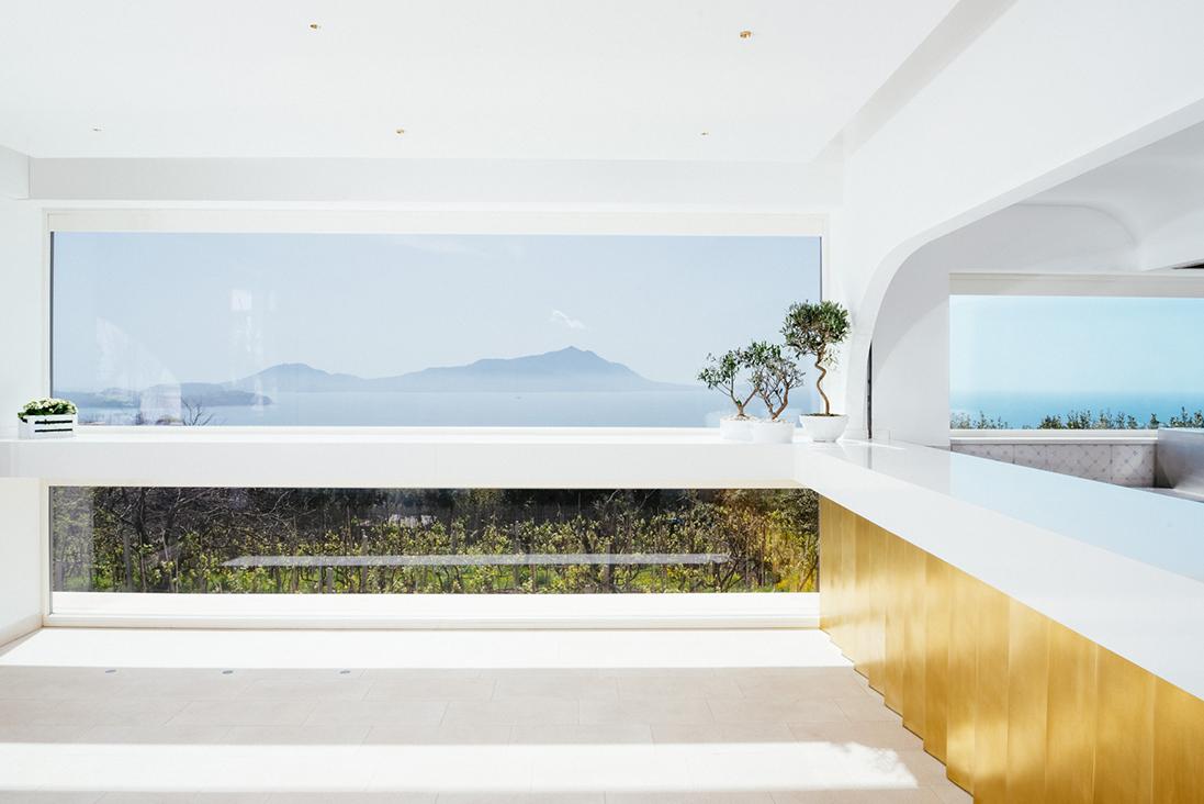 Panorama cucina esterna