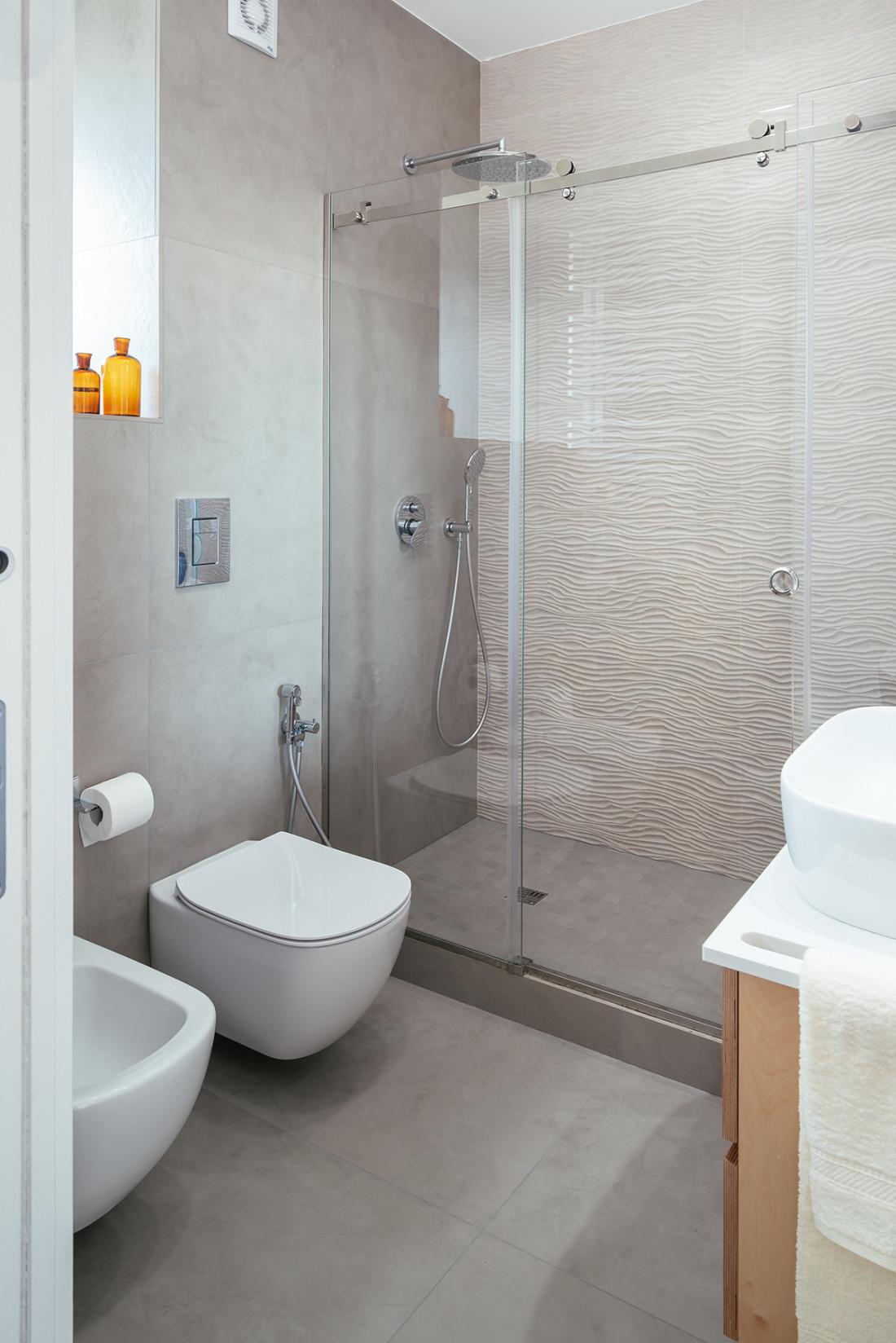 Casa RL. Master bathroom