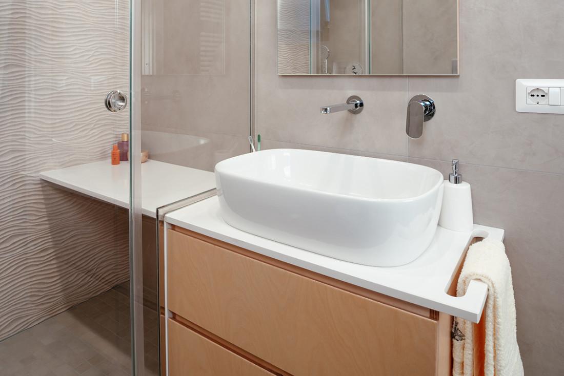 Casa RL Master bathroom