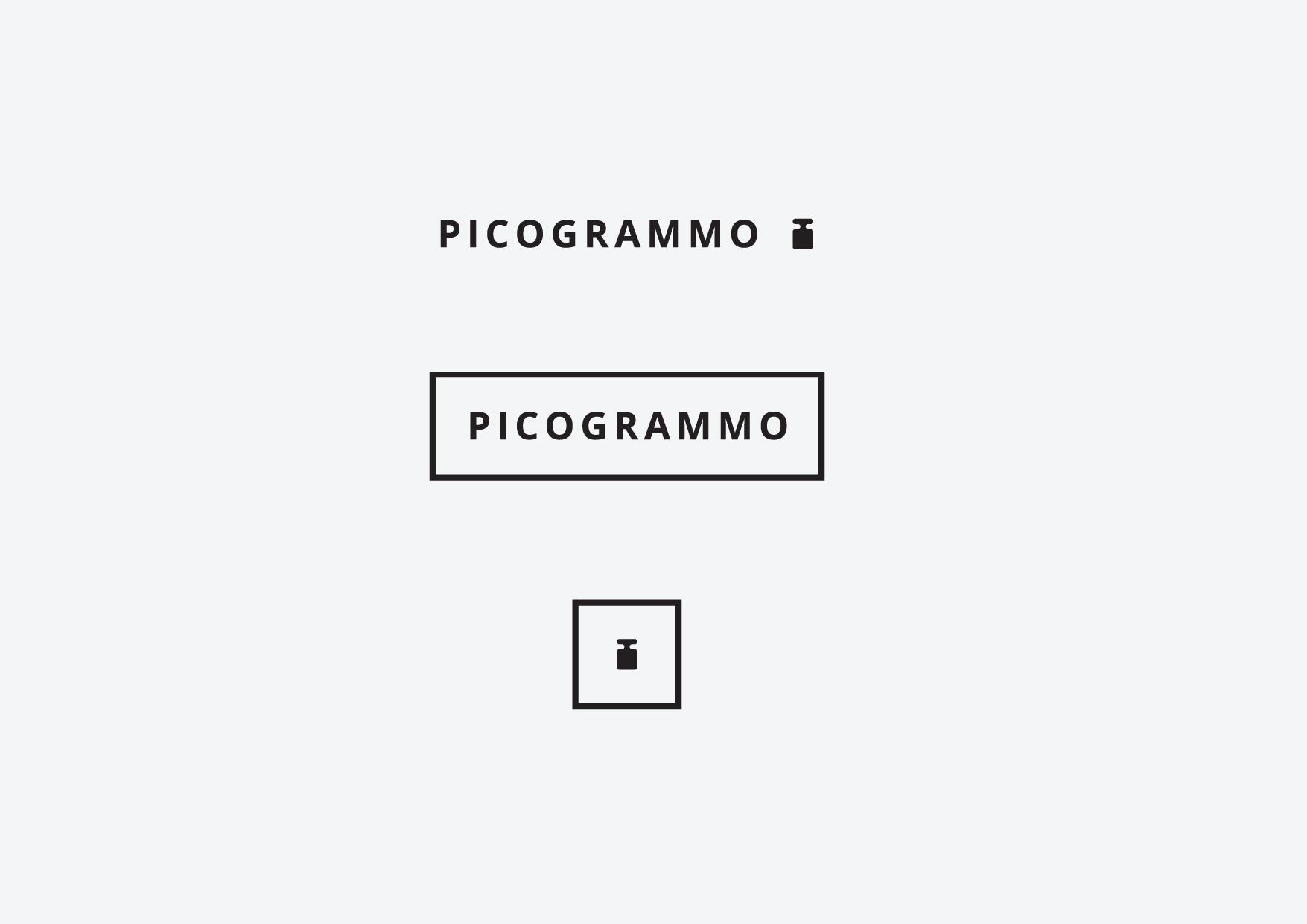 Picogrammo. Grafica. Monte di Procida Napoli.
